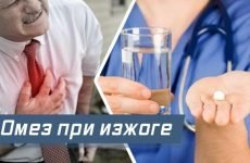 Омез від печії: як приймати, допомагає, протипоказання, форма випуску
