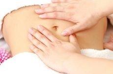 Масаж при захворюваннях шлунка: користь, ефективність