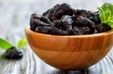 Чорнослив при гастриті: користь, як вживати