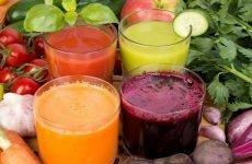 Які можна пити соки при гастриті шлунка і як їх правильно приготувати?