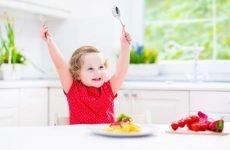 Що дати дитині для апетиту: народые засоби, препарати, рекомендації