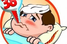 Що робити, якщо у дитини не збивається температура? Перша допомога і лікування