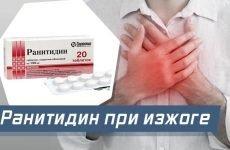 Ранітидин від печії: як приймати, відгуки, протипоказання, аналоги