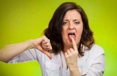 Чому виникає гіркота в роті при гастриті і як від неї позбутися?