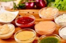Соуси при гастриті: чи можна їсти, які заборонено