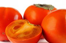 Хурма при гастриті: чи можна їсти, користь і шкода