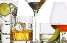 Алкоголь при виразці шлунка: горілка, пиво, вино і коньяк
