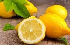 Можна їсти лимон при гастриті шлунка чи ні?