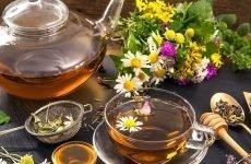 Чай при гастриті: зелений, чорний, лікувальний фіточай
