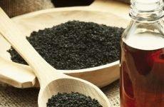 Масло чорного кмину при гастриті: чим корисно