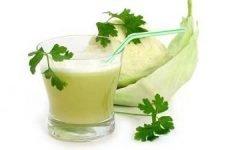 Які соки можна пити при лікуванні виразки шлунка?