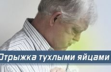 Відрижка тухлими яйцями: причини, симптоми, лікування