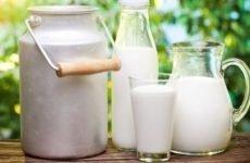 Чи можна пити молоко при виразці шлунка і скільки?