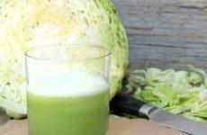Сік з капусти для шлунка: як приготувати, обмеження
