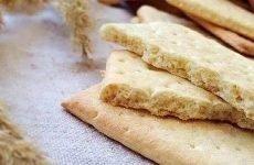 Печиво при гастриті: вівсяне, галетне, Марія
