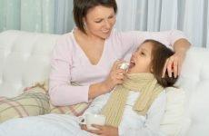 Кашель при ангіні і після одужання від неї у дітей: все, що потрібно знати батькам
