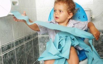 Пронос зі слизом у дитини: що робити?