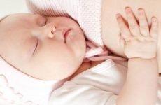 Пронос у малюка при грудному вигодовуванні: лікування