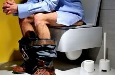 Пронос у чоловіка: причини і лікування