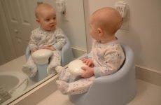 Пронос у дитини 9 місяців: що робити, чим лікувати?