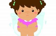 Дитина не може покакати: що робити? Симптоми і лікування дитячих запорів
