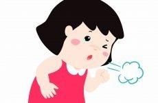 Види і лікування різних типів дитячого кашлю (сухий, мокрий, грудний, гавкаючий, нічний, до блювоти і т. д.)