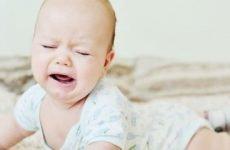 Зелений пронос у немовляти: причини і лікування