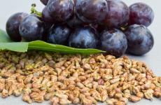 Кісточки винограду і їх користь і шкоду для здоров'я