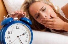 Що робити якщо з'явилася безсоння, які препарати приймати і який прогноз фахівця?