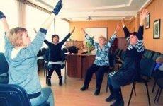 Комплекс вправ для воостановления після інсульту за допомогою фізкультури