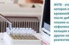 Навіщо проводять аналіз на АЧТЧ і що означає — підвищення або пониження індексу для організму?