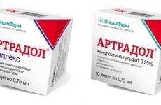 Артрадол: інструкція по застосуванню уколів, таблеток і мазі, ціна, відгуки, аналоги ліки