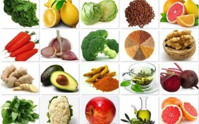 Що любить печінку і жовчний міхур: корисні продукти і вітаміни