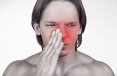 Гній в носі і пазухах: причини виділень і запаху, лікування захворювання