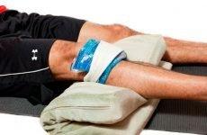 Як лікувати розтягнення колінного суглоба, методи…