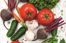 Які овочі можна їсти при панкреатиті: буряк, огірки, помідори, брокколі, гарбуз, морква