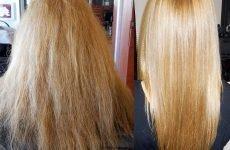 Кератин для волосся: лікування, протипоказання, показання, відгуки і ціна