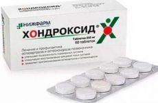 Хондроксид : інструкція із застосування таблеток, мазей, гелю, уколов, ціна, аналоги, відгуки