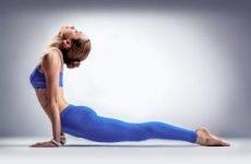 ЛФК вправи при грудному остеохондрозі хребта в домашніх умовах: відео