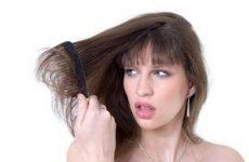 Ламке волосся: причини та симптоми, методи лікування, препарати і процедури