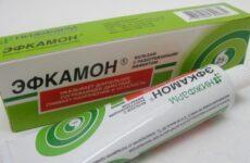 Мазь Ефкамон: інструкція по застосуванню, аналоги, склад, ціна в аптеці, відгуки, застосування