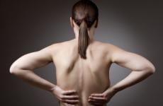 Міжхребцева грижа диска L5-S1 попереково-крижового відділу: симптоми, вправи, лікування без операції