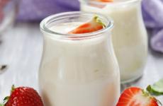 Чи можна пити йогурт при гастриті з підвищеною кислотністю