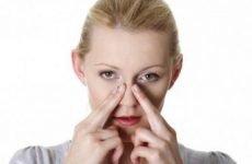 Не дихає ніс у дитини або дорослого: що робити при вагітності, заклало ніс але соплів немає