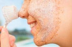 Пілінг для сухої шкіри: проведення, види, показання, ціна, відгуки