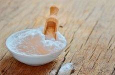 Харчова сода при подагрі, Лікування харчовою содою…
