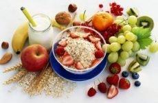 Харчування й дієта при грижі поперекового і шийного відділу хребта до та після операції