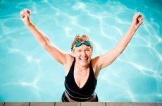Користь плавання для суглобів, профілактика..