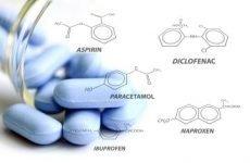 Препарати НПЗП: список, класифікація, застосування при артрозі або остеохондрозі, протипоказання