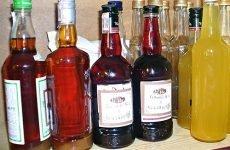 Приготування домашніх алкогольних настоянок